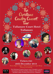 The Christmas Country Concert Tour