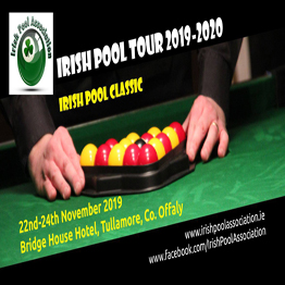 Irish Pool Tour