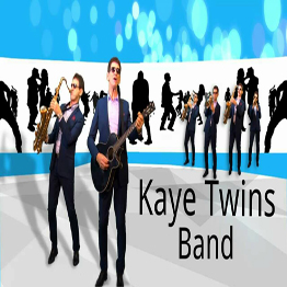 Kaye Twins & Power House Brass Band Christmas Party Night