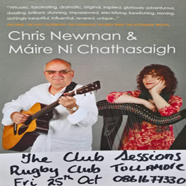 Tullamore Club Sessions presents