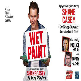 Wet paint by Shane Casey