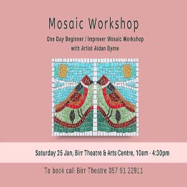 Mosaic Day Workshop