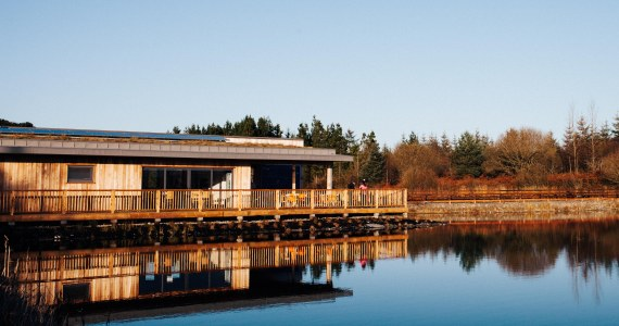 Lough Boora Coffee Shop