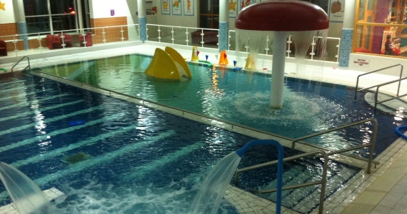 Aura Swimming Pool