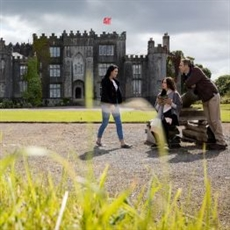 Outside Birr Castle