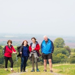 Slieve Bloom Walkers