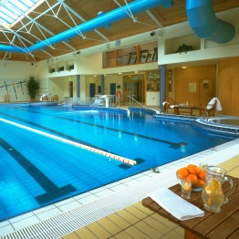 Tullamore Court Hotel Swimming Pool