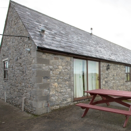 Lime Kiln Self Catering Outside