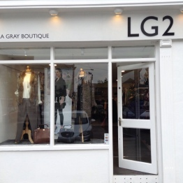 Laura Grey shop front