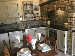 The Gatehouse Kitchen