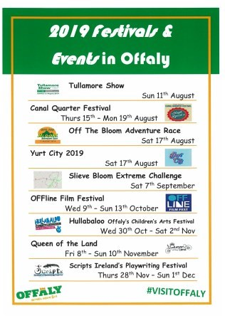 Festivals and Events in Offaly 4